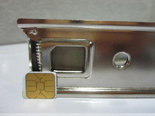 NOSSY Phone 4S Micro Sim Card Cutter with 2 Sim Adapter