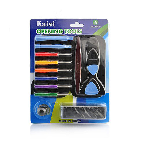 15 in 1 Opening Tool Screwdriver Repair Kit Set for iPhone iPod iPad