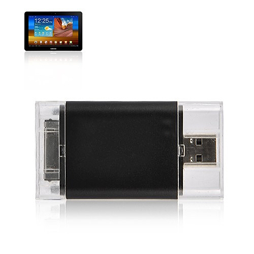 16 GB USB Flash Drive for Samsung Tablet PC - Black