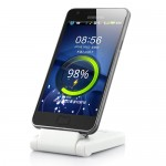 1800 mAh Mobile Power Station for Samsung - White