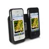 3400mAh Wireless Power Charger With 2 Charging Ports for iPhone 4 4S (AT&T, Verizon) - Black