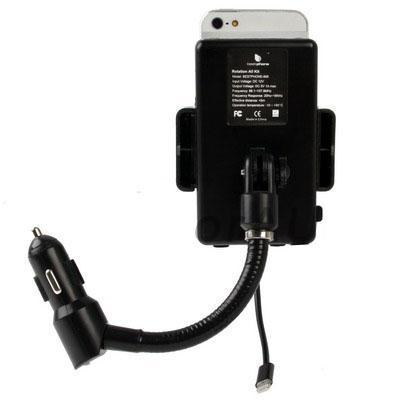 3in1 Universal All Channel FM Transmitter Car Charger Hands Free Kit for iPhone5