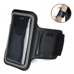 Sports Armband Case for iPhone 4S 4 (Verizon, AT&T) 3GS 3G iPod - Black