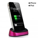 Corplex for iPhone iPod Dock - Roseo