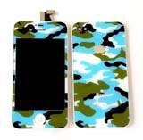 Air Camouflage Conversion Kits for iPhone 4s