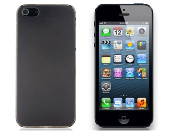 Baseus Baking Finishing Protective Case for iPhone 5 -Black