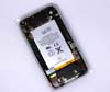 Rear back cover housing assembly for iPhone 3G 8G -Black