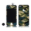 for iPhone 4 Conversion Kit (LCD Assembly + Housing + Home Button) - Camouflage