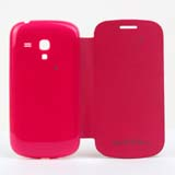 Flip Battery Cover Replacement for Samsung Galaxy S III (S3) Mini -Magenta