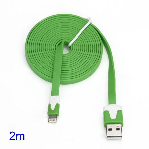 Colored 3m/10ft Lightning to USB Charging Cable