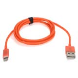 Colored 8 Pin to USB Data Charge Cable for iPhone 5 / iPod Touch 5 / iPod Nano 7 / iPad