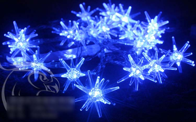 Colorful Night Light energy conservation Creative Christmas tree decoration lights tent lights