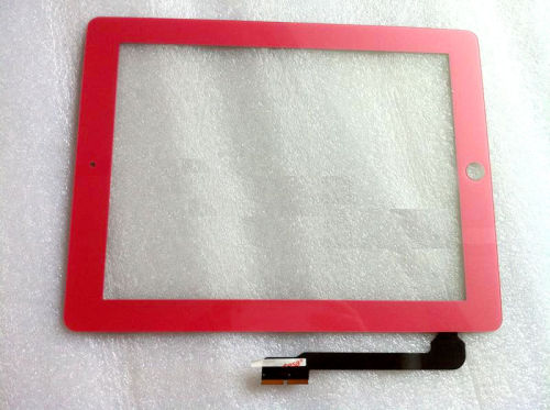 Colorful iPad 3 Touch Screen Panel Glass Digitizer Replacement
