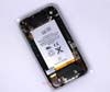 Complete Back Housing Case Cover Assembly for iPhone 3GS 8GB - Black