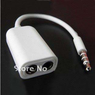 Double Earphone Jack for any 3.5 Socket