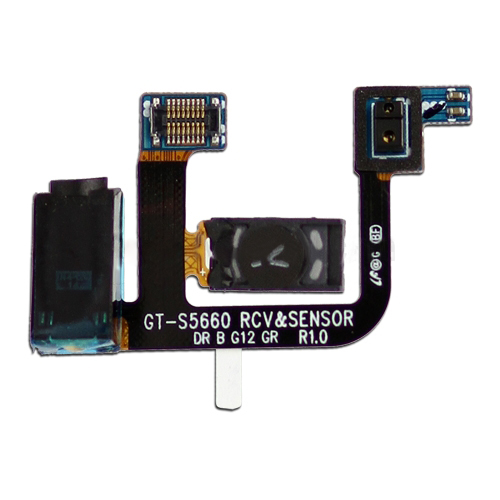 Earpiece Earphone Jack Flex Cable for Samsung Galaxy Gio S5660