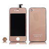 Electroplating for iPhone 4 Conversion Kit (LCD Assembly + Housing + Home Button) - Rose Gold