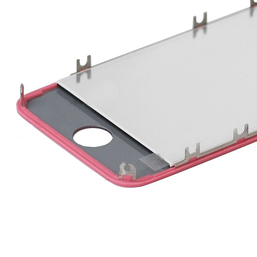 Electroplating for iPhone 4 Conversion Kit (LCD Assembly + Housing + Home Button) - Pink