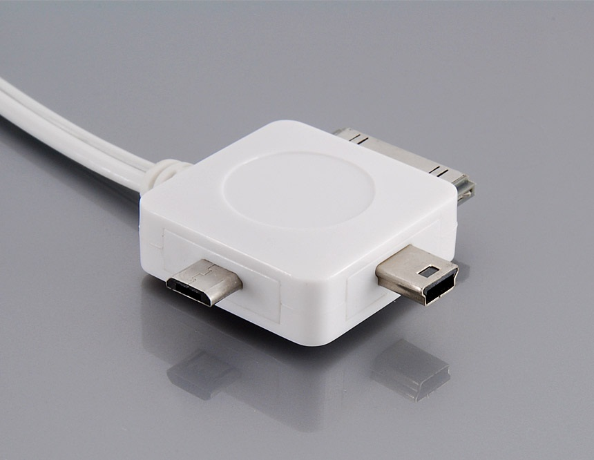 Flashing Lightning Visible EL Light Data Sync &Charging Cable for iPhone iPad iPod for Samsu