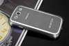 Galaxy SIII i9300 Aluminium Bumper with back cover-Grey /White
