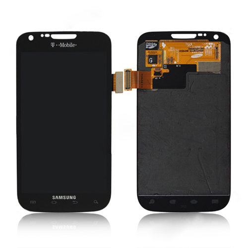 LCD and Touch Screen Digitizer for Samsung Galaxy S II T989 OEM - Black