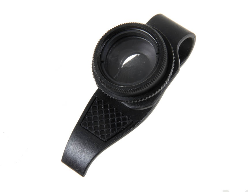 Lesung Clip Lens, External Phone Filter Camera for iPhone 4/4S, for iPhone 5 Starbust Lens -