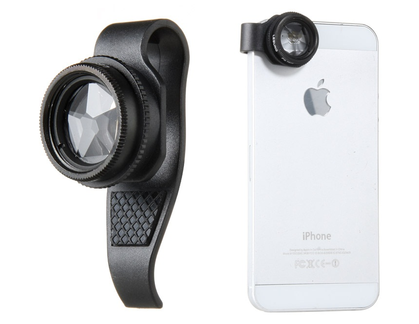 Lesung Filter Lens, External Special Effects Shorts Camera for iPhone 4/4S/5 6 Image Mirage