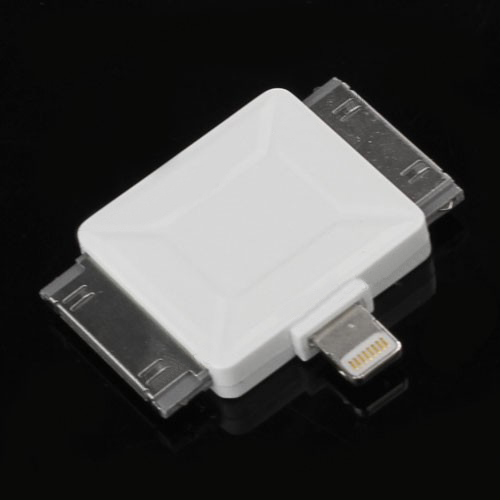 Micro USB Female to Lightning 8pin / 30pin / for Samsung Galaxy Tab 30pin Male Adapter
