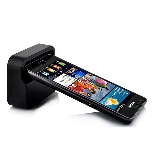 Mini Docking Station Adapter for Samsung Galaxy S2 i9100 - Black