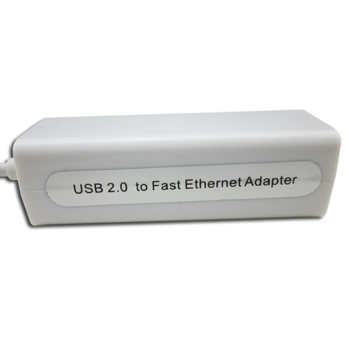 Mini USB 5pin to RJ45 Ethernet 10/100Mbps Network Lan Adapter
