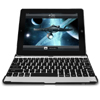 Mobile Bluetooth Keyboard Cover For The new iPad / iPad 2 - Black