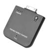 Mobile Power Station Charger 1900mAh for iPhone 4 3GS 3G iPod - Black