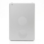 OEM Silver Aluminum Back Housing Cover for iPad Mini Wi-Fi Version