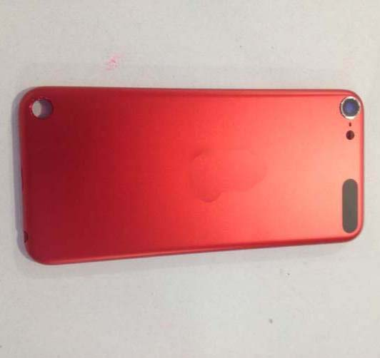 Original Back Cover Replacement for iPod Touch 5 -Red