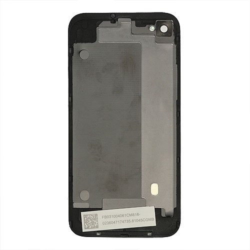 Plated for iPhone 4 Conversion Kit (LCD Assembly + Back Cover + Home Button) - Green