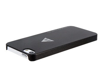 Rock Baking Finish Protective Case for iPhone 5 (Black)