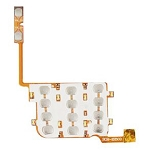 for Samsung E250 E258 Flex Cable Ribbon Membrane Keypad
