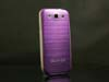 for Samsung Galaxy S3 i9300 replacement back cover-Aluminum Purple