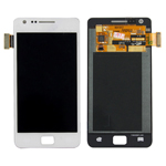 for Samsung I9100 Galaxy S II / 2 LCD Assembly with Digitizer Original - White