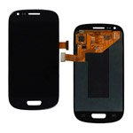 for Samsung i8190 Galaxy S iii Mini LCD Assembly with Touch Screen Digitizer (OEM) - Black