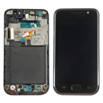 for Samsung i9000 Galaxy S LCD Assembly + Frame + Audio Flex + Keypad Flex + Antenna (OEM)
