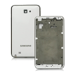 for Samsung i9220 Galaxy Note N7000 Faceplates Housing Bezel Cover Replacement OEM - White