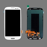 for Samsung i9300 Galaxy S iii LCD Assembly with Touch Screen Digitizer (OEM) - White