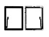 The NEW iPad 3 Front Touch Screen Digitizer Home Button Assembly