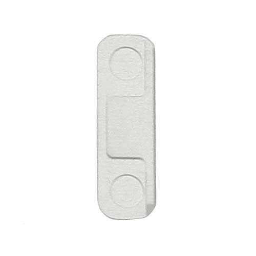 Volume Button Replacement Parts for iPhone 5 OEM Version - Silver