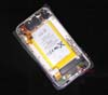 White rear back cover housing assembly for iPhone 3G 8G