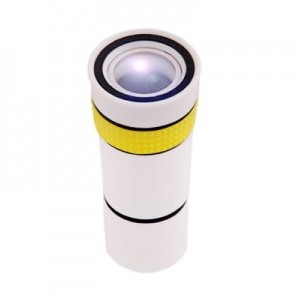 Optical 10x Zoom Cell Phone Telescope w/ Trfor iPod for iPhone 4 -White