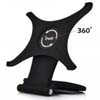 360 Degree Rotating Foldable Desktop Holder for iPad 2 - Black