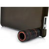 Optical 8x Zoom Lens Camera Telescope Accompanied w/ Back Case for iPad2