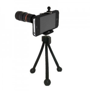 Optical 8x Zoom Mobile Phone Telescope Compatible for iPhone 4G